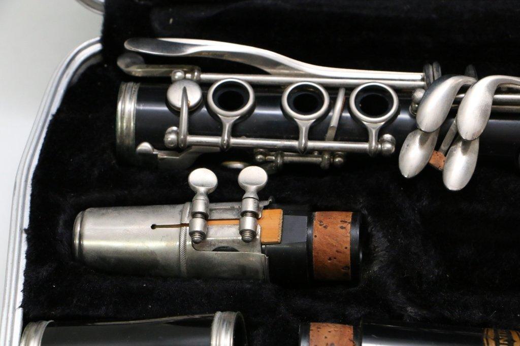 Bundy Resonite / Selmar Clarinet and Hard Case - 3