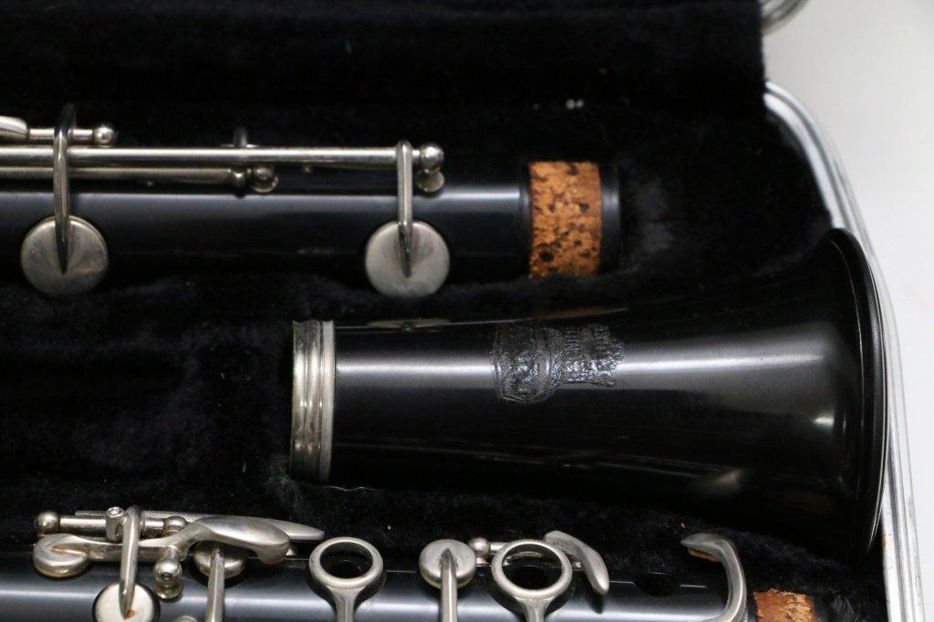 Bundy Resonite / Selmar Clarinet and Hard Case - 4