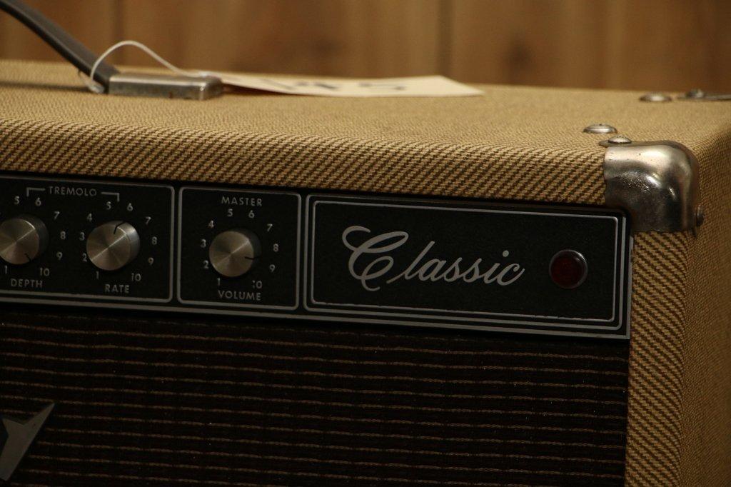 Vintage Peavey  Classic Combo 100 Series Tweed - 3
