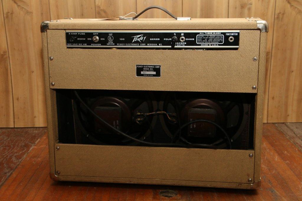 Vintage Peavey  Classic Combo 100 Series Tweed - 4