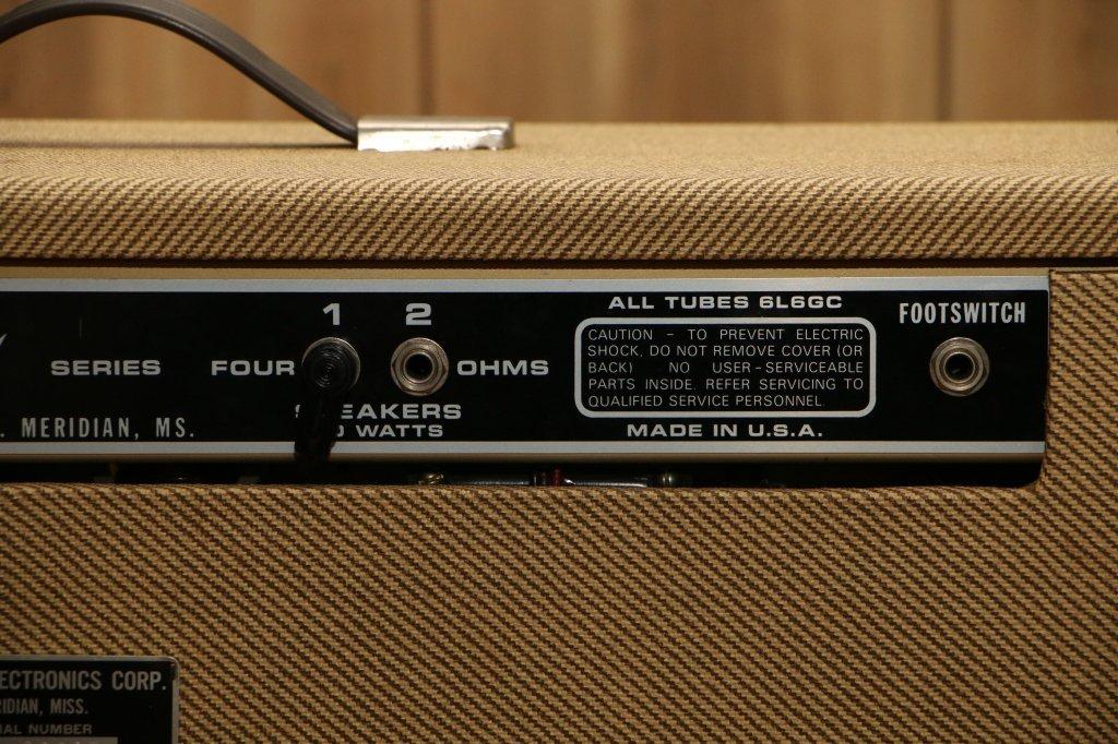 Vintage Peavey  Classic Combo 100 Series Tweed - 6