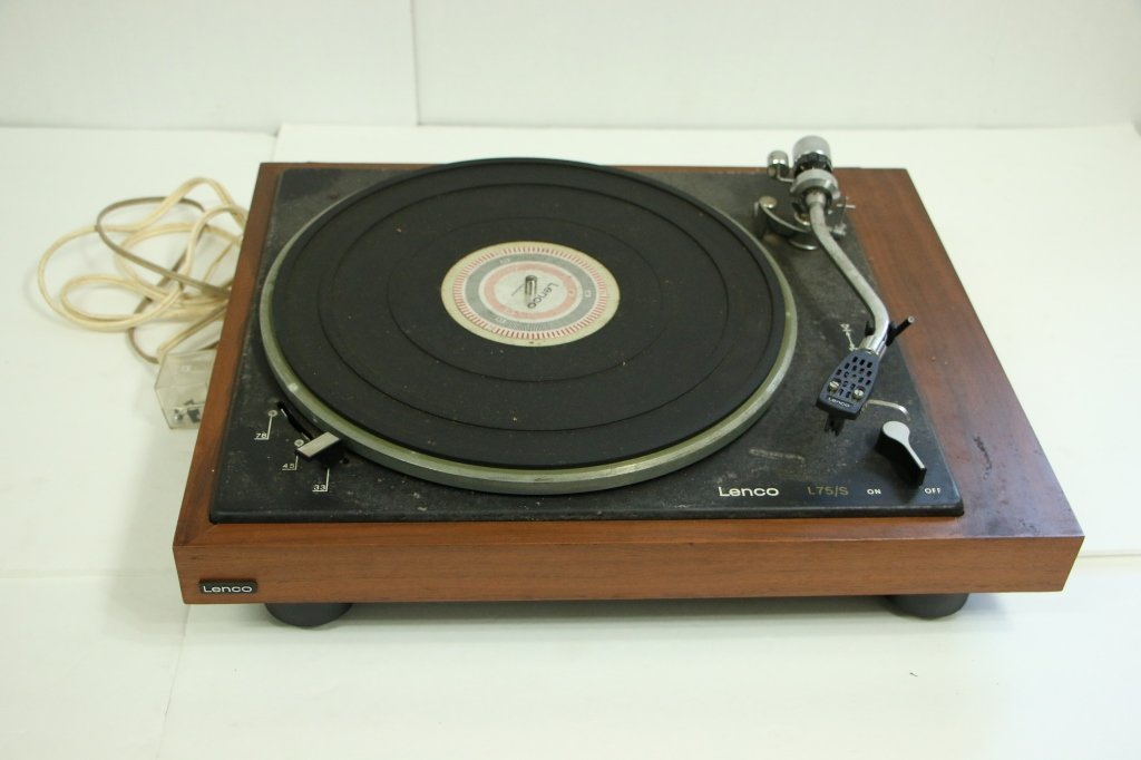 Lenco L75/S Stereo Turntable System