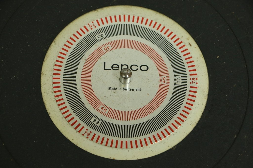 Lenco L75/S Stereo Turntable System - 3