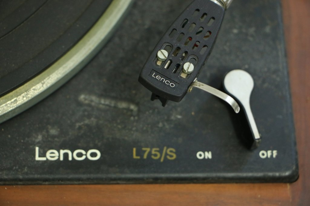 Lenco L75/S Stereo Turntable System - 4