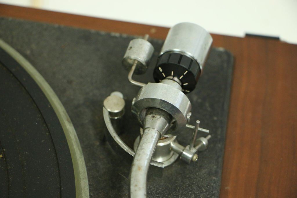 Lenco L75/S Stereo Turntable System - 5