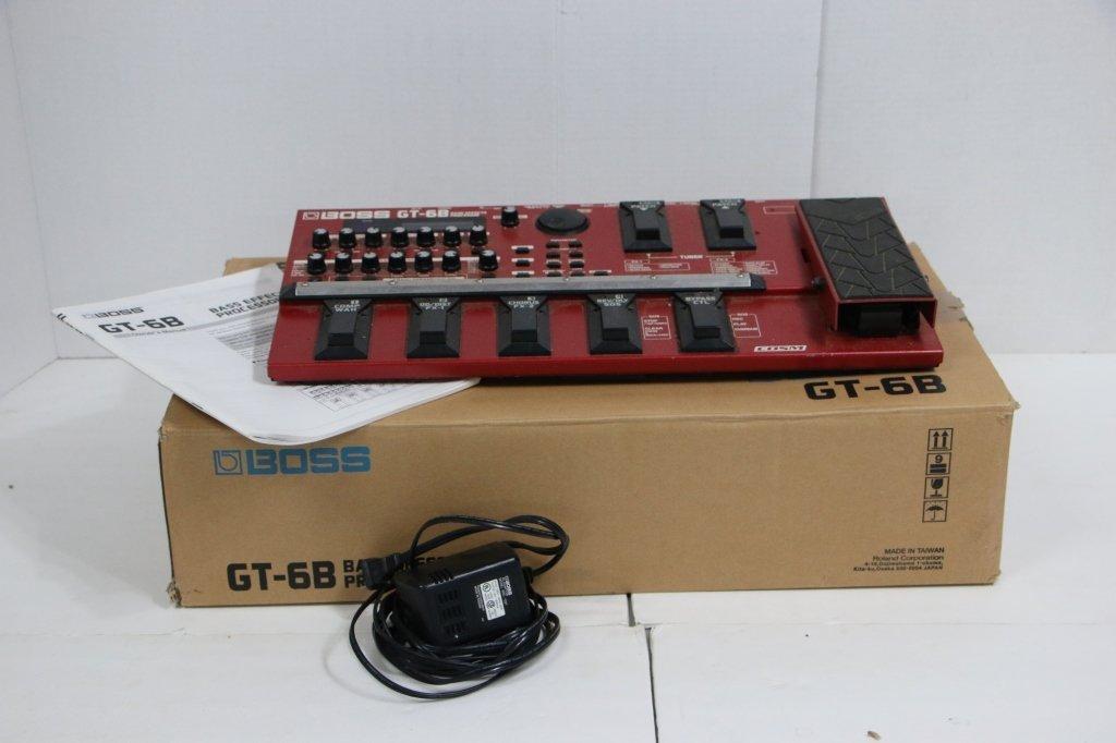 BOSS GT-6B Signal Producer