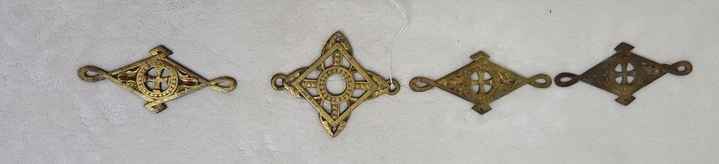 Antique Bronze Ornaments / Pendants