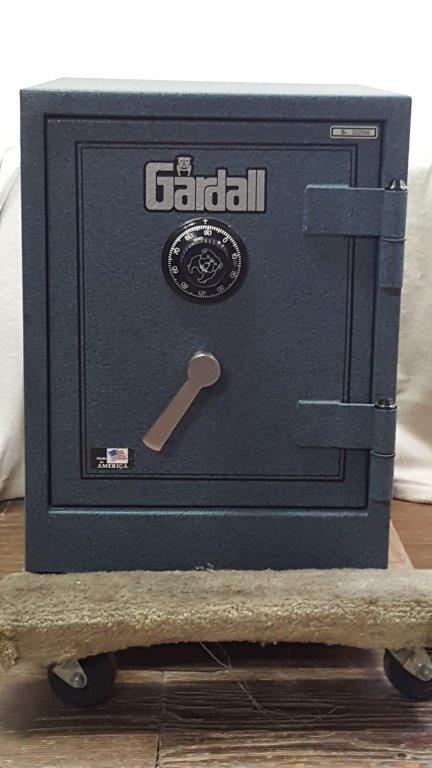 Gardall 1612 Grey Combination Safe S-320566