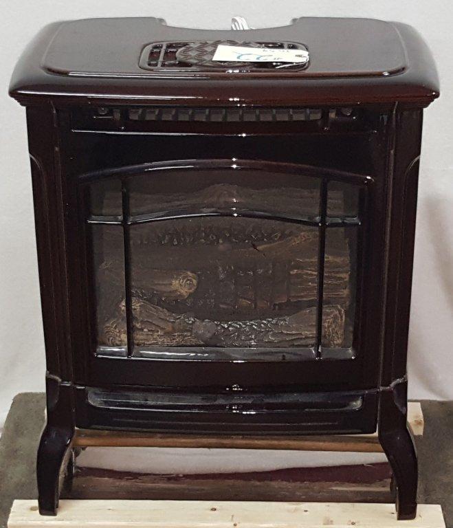 Warnock Hersey Free Standing Fireplace