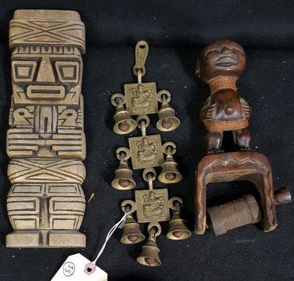 Multi cultural Icon lot