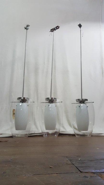 3 modern hanging lights modern lighting