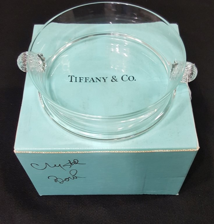 Tiffany & Co. Handled Serving Bowl
