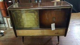 Mid Century Florida Stereo / Blaupunkt Cabinet