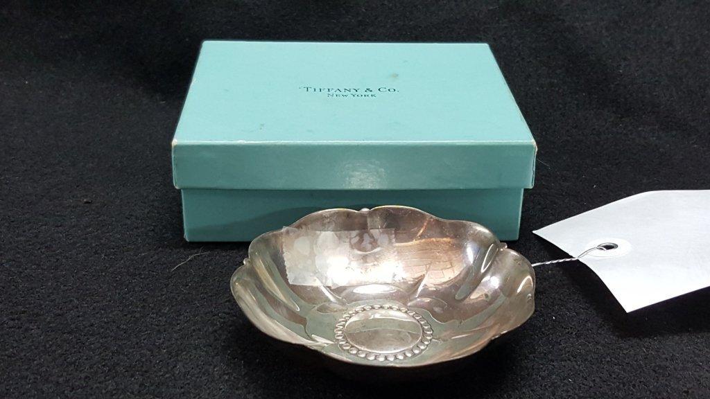 A Vintage Tiffany & C. Sterling Silver Bowl