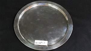 Tiffany  Co Sterling Silver Serving Platter
