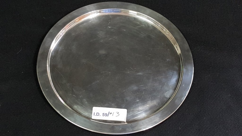 Tiffany & Co Sterling Silver Serving Platter