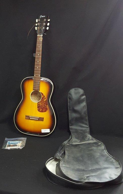 Greco Model GR4 Acoustic Guitar