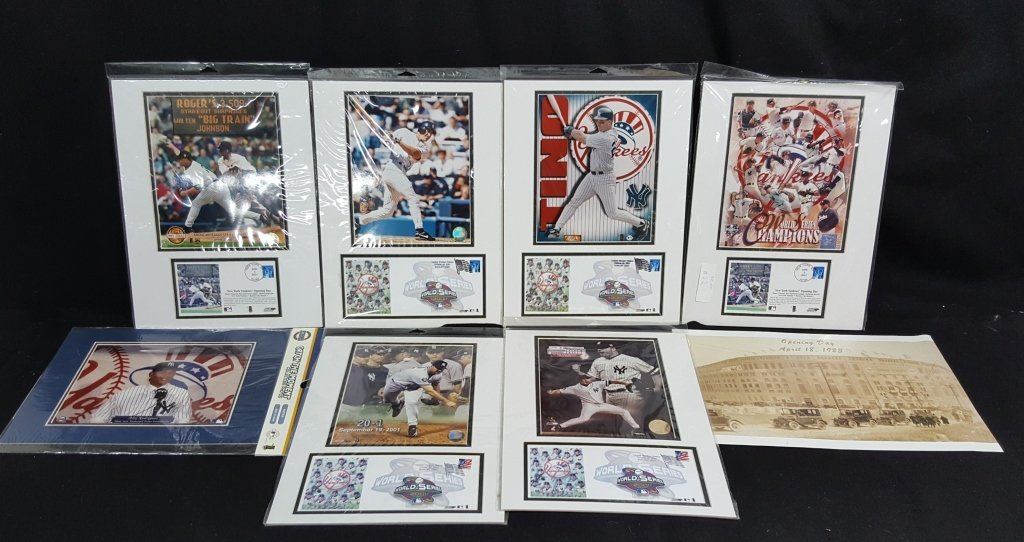 NY Yankees World Champion Collection of Photos