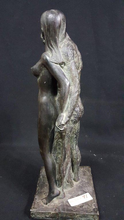 "1967 Leonardo Art Works ""Nude Lovers"" Sculpture - 2"