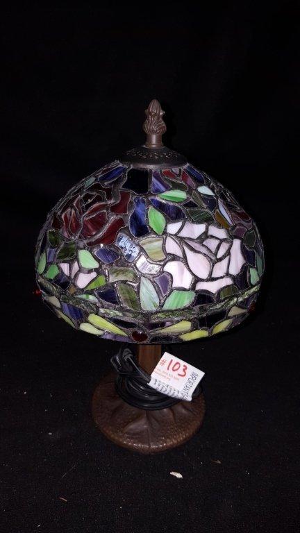 Tiffany Style Desk Lamp - 2