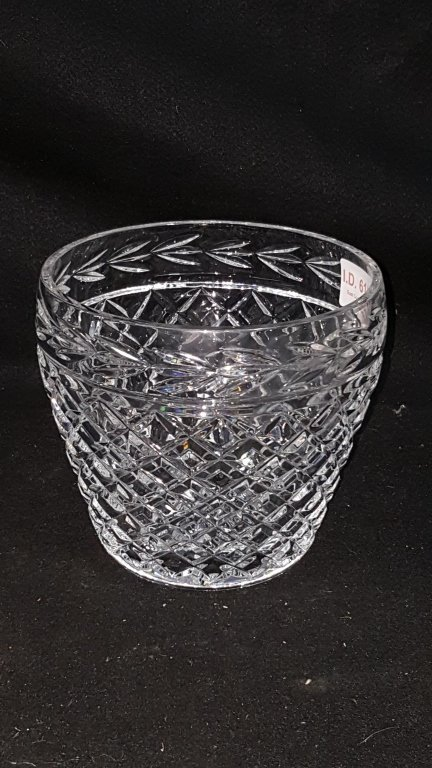 Tall Waterford Crystal Bowl - 2