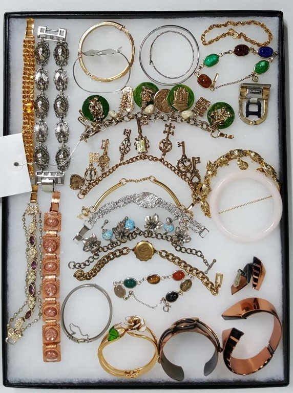 Assorted Collection of Bracelets