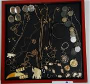 Silver and Gold Filled Jewelry Collection