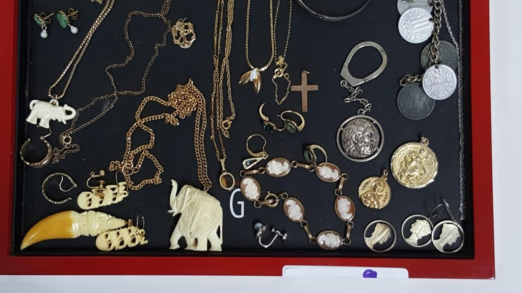 Silver and Gold Filled Jewelry Collection - 2