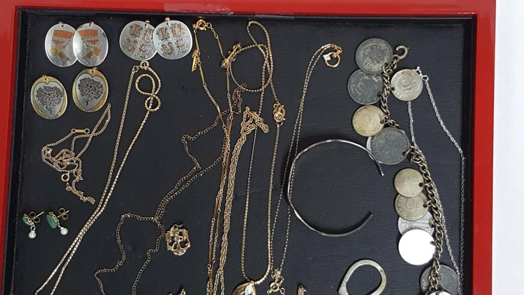 Silver and Gold Filled Jewelry Collection - 3