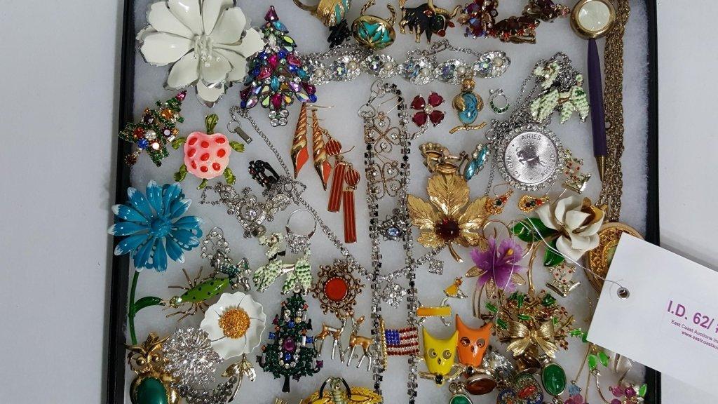 Designer Polished Stone & Enamel On Metal Jewelry - 3