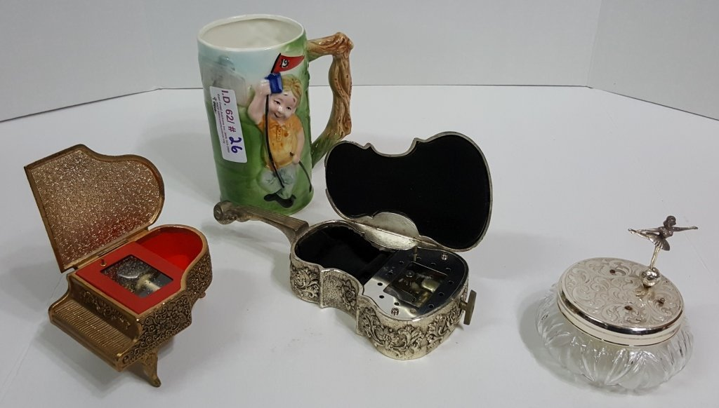 Music Box Collection