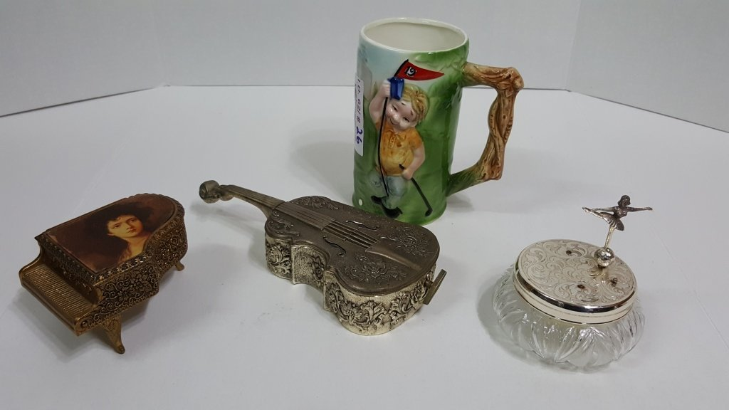Music Box Collection - 2