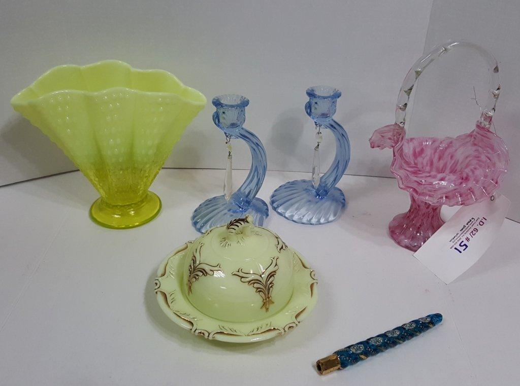 Stunning Art Glass Collection