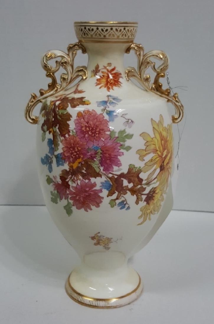 A Mintons Porcelain Vase