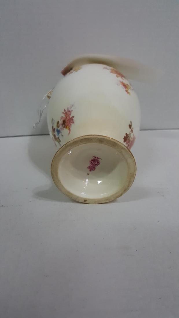 A Mintons Porcelain Vase - 2