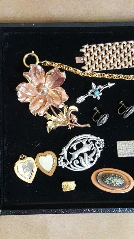 Sterling Silver, Judaica, & Designer Jewelry - 2