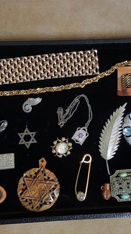 Sterling Silver, Judaica, & Designer Jewelry - 3