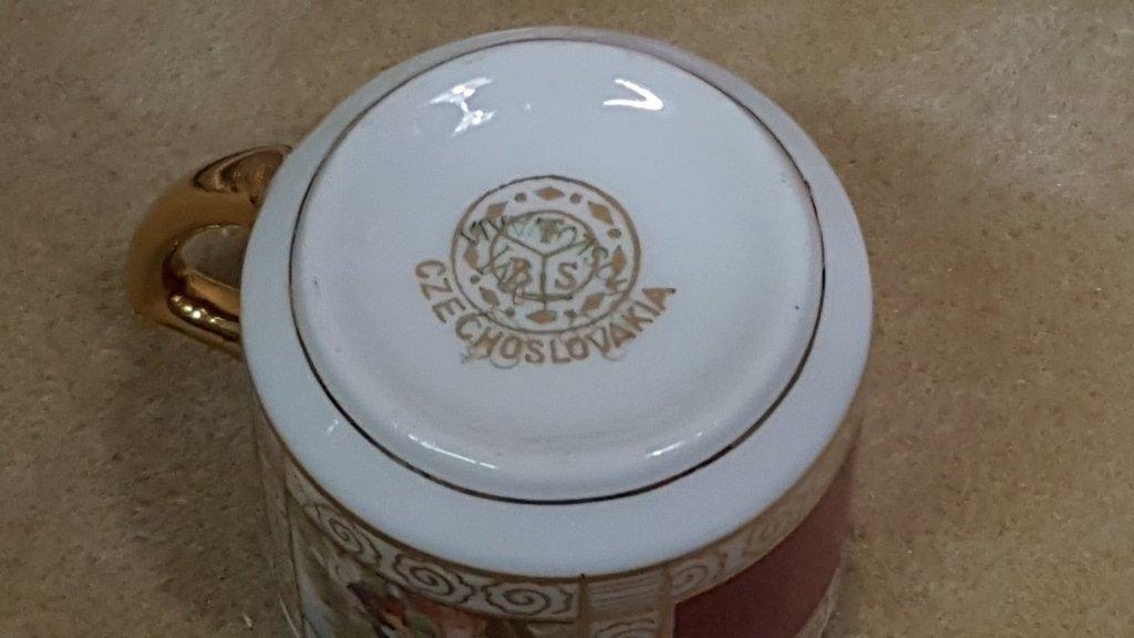 Ferdinand Bing & Co. Porcelain Service Set - 2