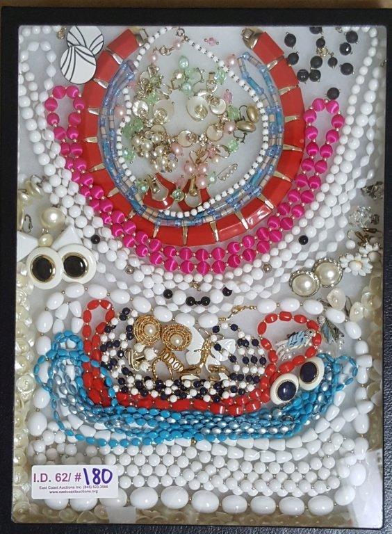Vintage Designer Pearls, Big Beads, Abaloni &