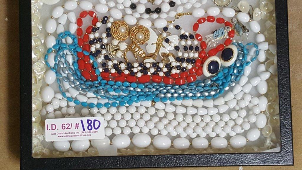 Vintage Designer Pearls, Big Beads, Abaloni & - 2