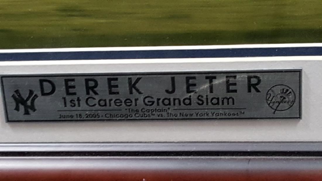 NY Yankees Derek Jeter 1st Career Grand Slam - 4