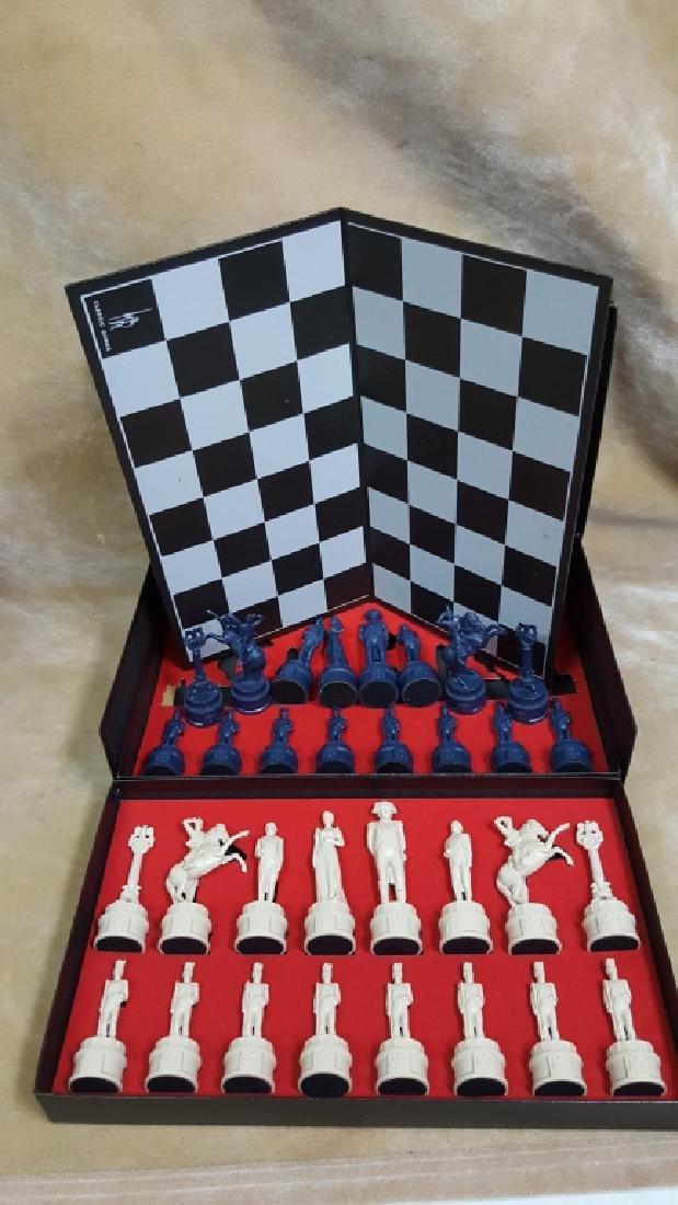 Napoleon Bonaparte Collector's Series Chess Set