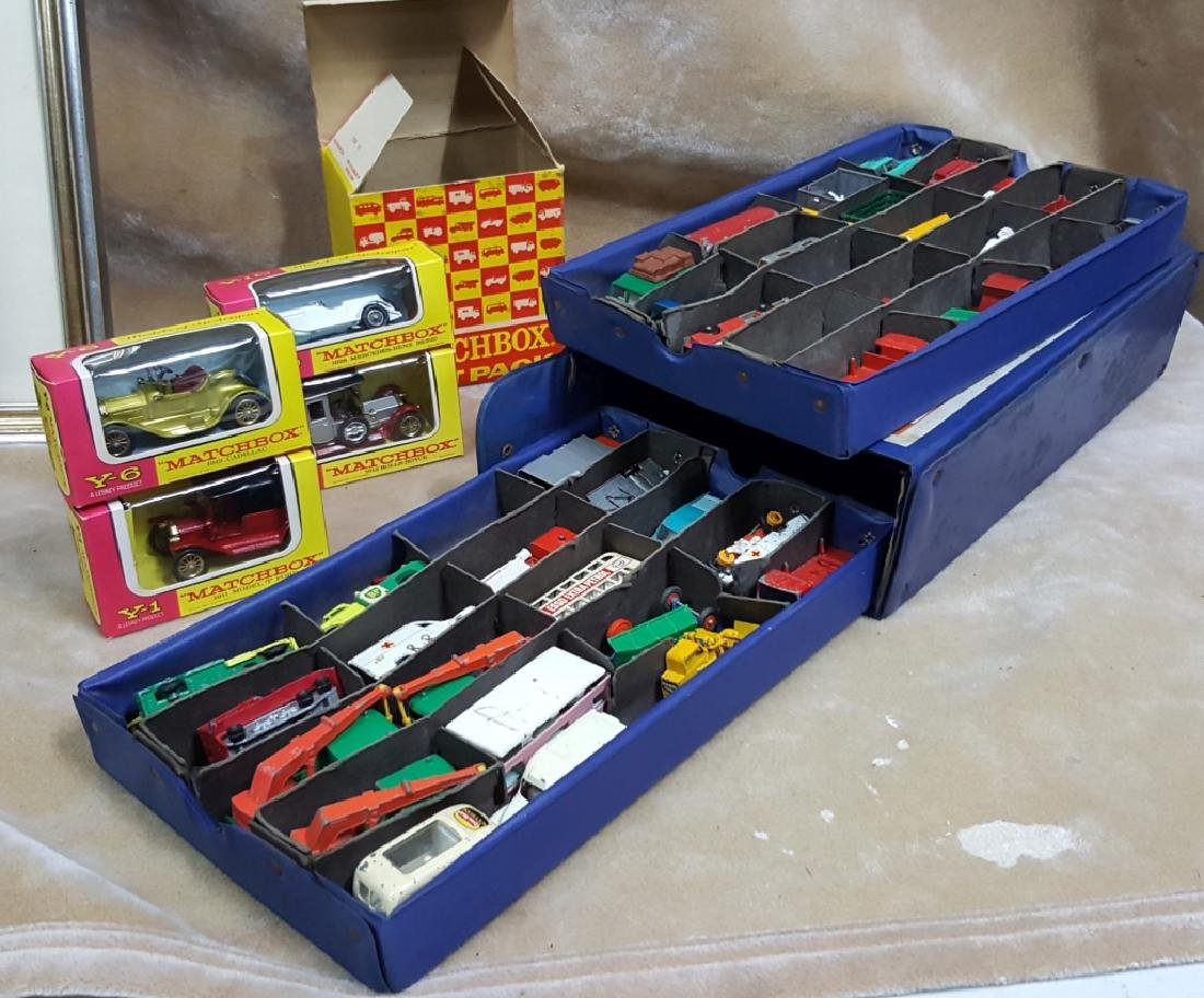 Classic Matchbox & Hot Wheels Collection