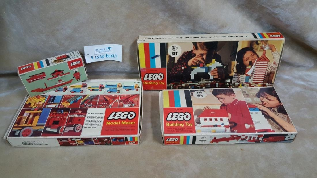 Early Lego Collection