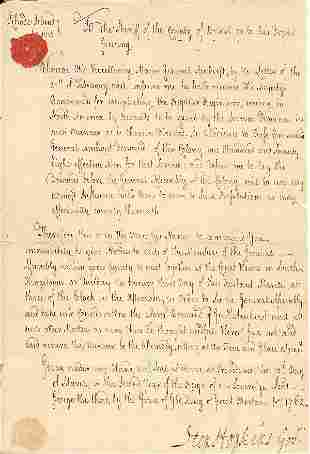 STEPHEN HOPKINS (1707-85)