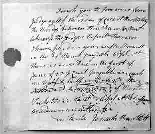 JOSIAH BARTLETT (1729-95)