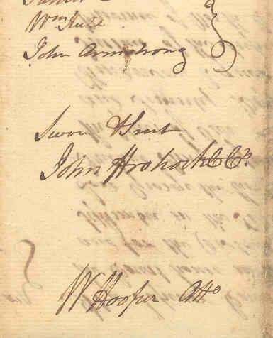 18: WILLIAM HOOPER (1742-90)