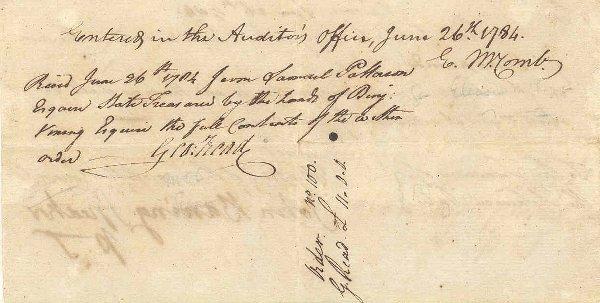 20: GEORGE READ (1733-98)