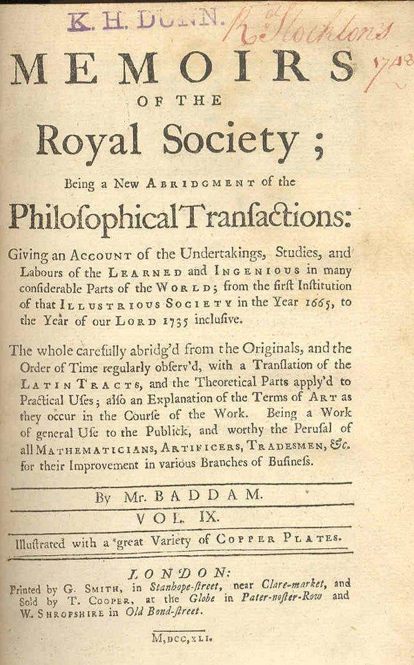 22: RICHARD STOCKTON (1730-81)