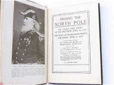 FINDING THE NORTH POLE DR COOKS STORY 1909 1ST ED